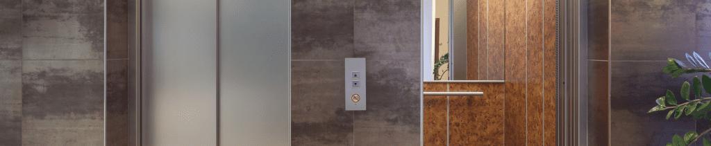 Elevator Door and Controls