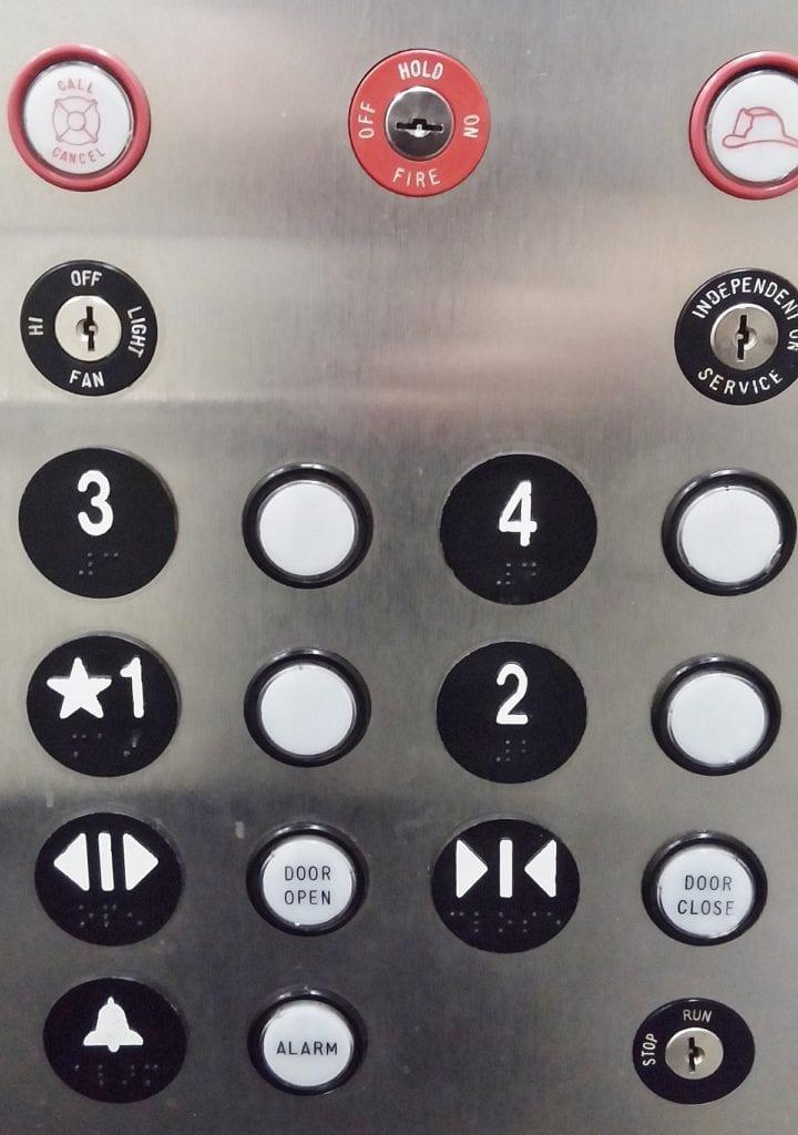 elevator-interior-cab-buttons-car-operating-panel