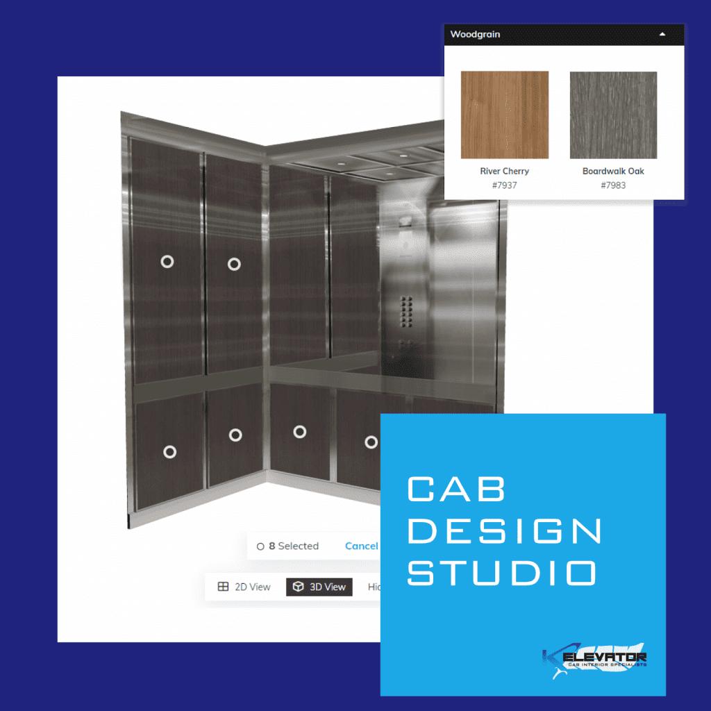 elevator cab ceiling design