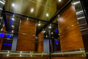 Elevator Cab Walls, Ceilings, Lighting and Accessories
